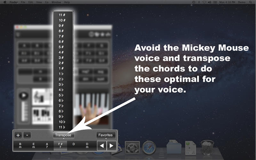 120PianoChords - Play the piano chords right away - no experience required!
